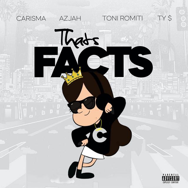 DJ Carisma album cover