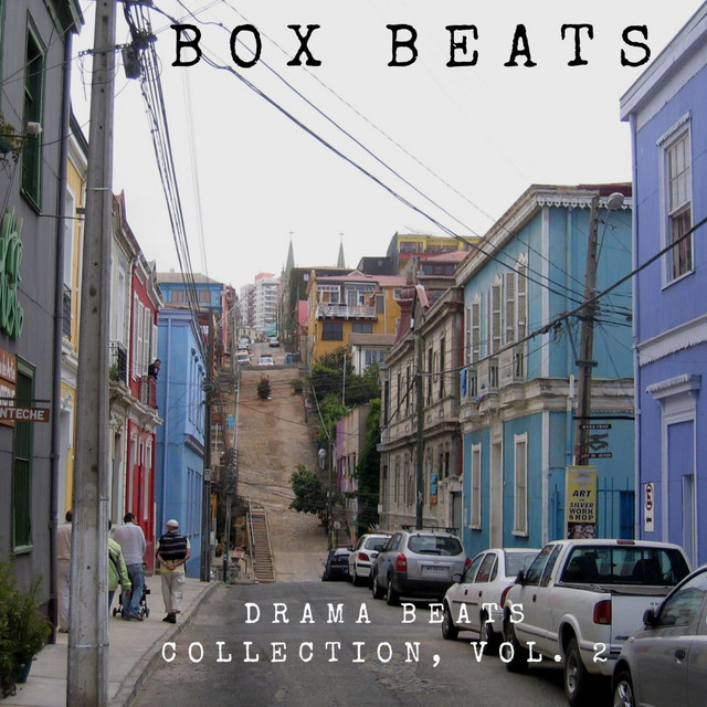 Drama Beats Collection, Vol. 2 (Instrumental)