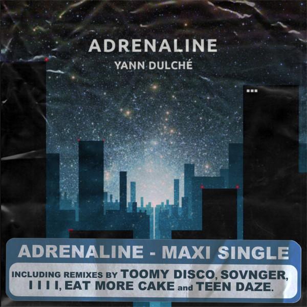 Adrenaline - Maxi Single
