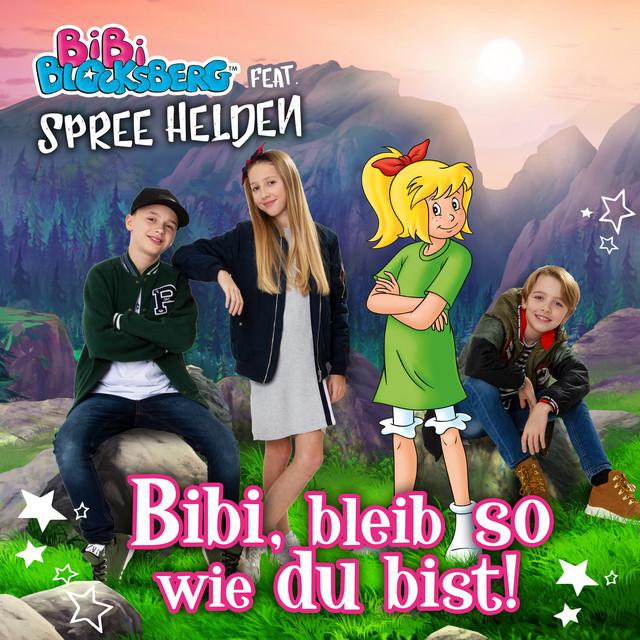 Bibi, bleib so wie du bist! (feat. Spree Helden) Cover