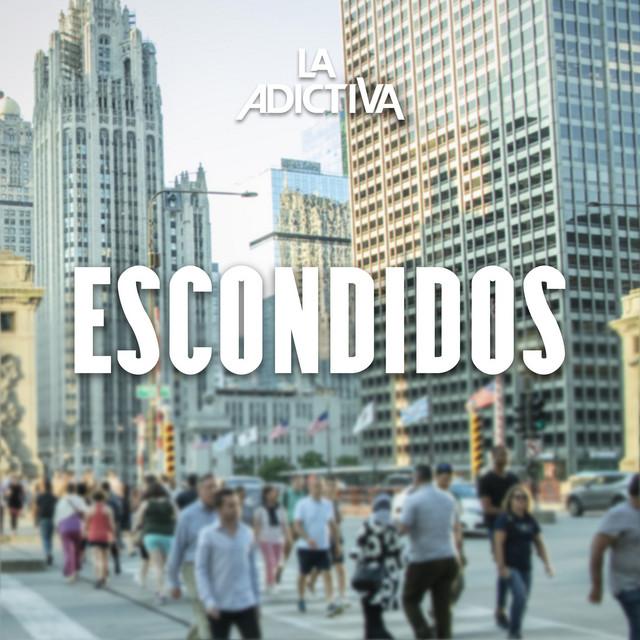 Escondidos album cover