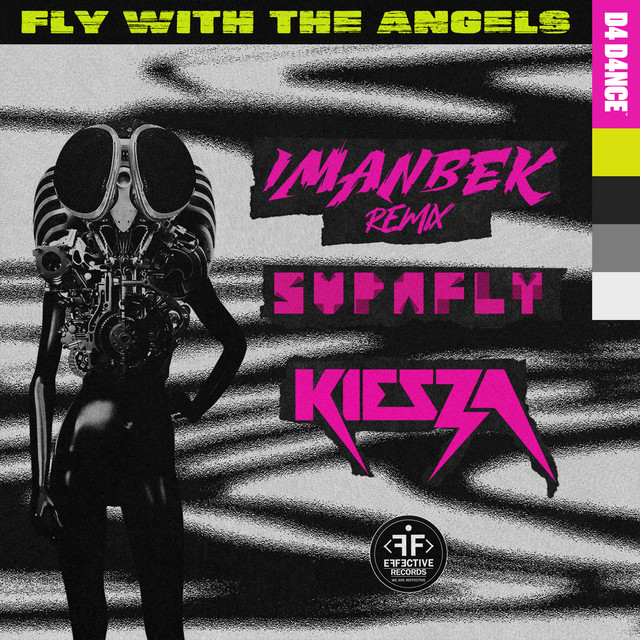 Fly With The Angels (feat. Kiesza) [Imanbek Remix]