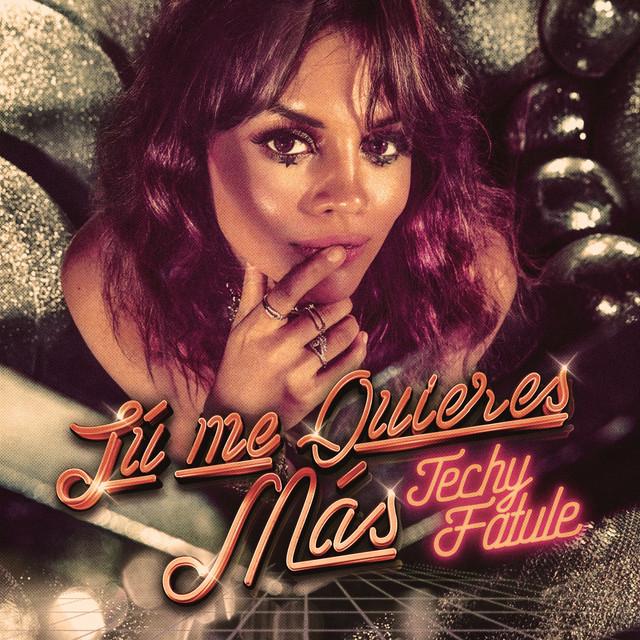 Tú Me Quieres Más album cover