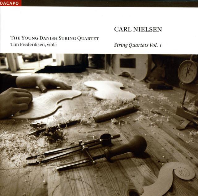 C. Nielsen: String Quartets, Vol. 1