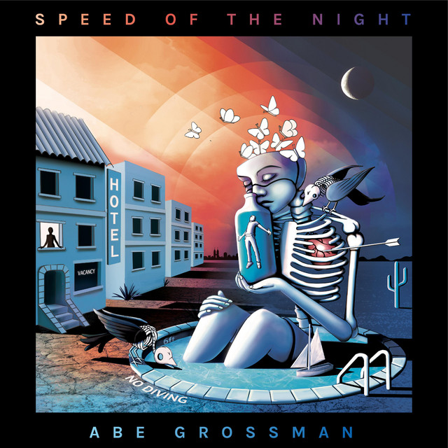 Speed Of The Night - Abe Grossman Image