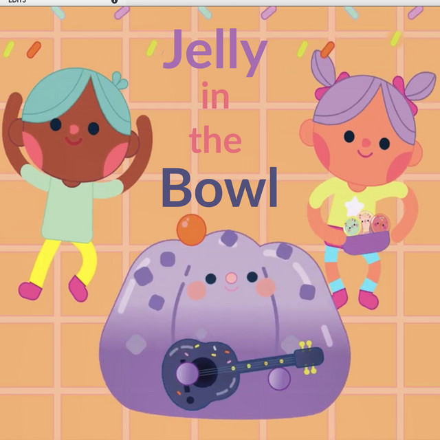 Jelly in the Bowl Song for Kids by The Kiboomers