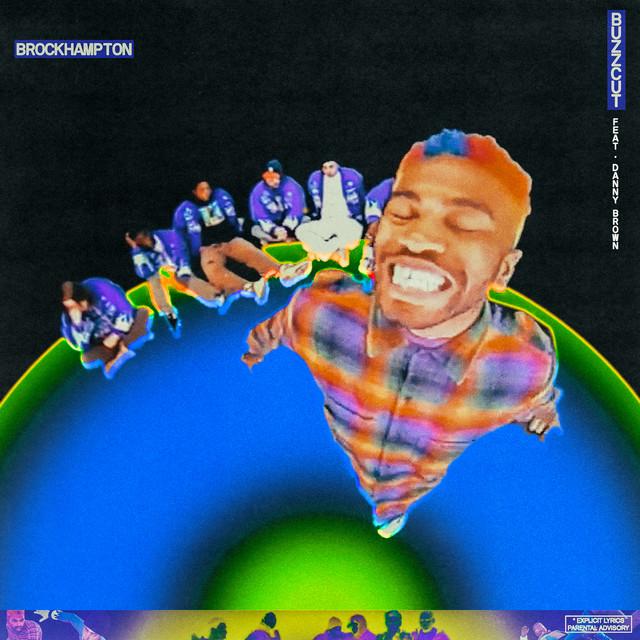 BROCKHAMPTON, Danny Brown - BUZZCUT (feat. Danny Brown)