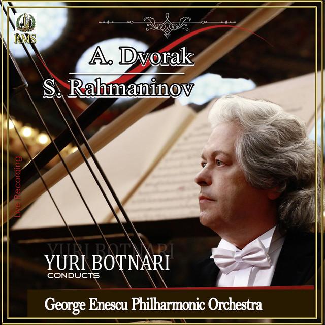 Yuri Botnari Conducts George Enescu Philharmonic Orchestra: Dvorak, Symphony #9