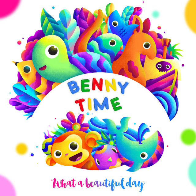 What a Beautiful Day by Benny Time