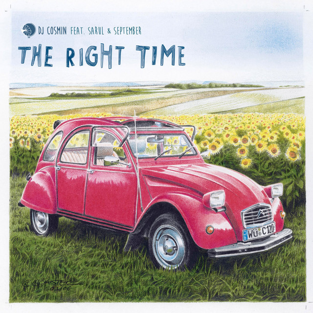 The Right Time PDR Remix - Radio Edit Remix