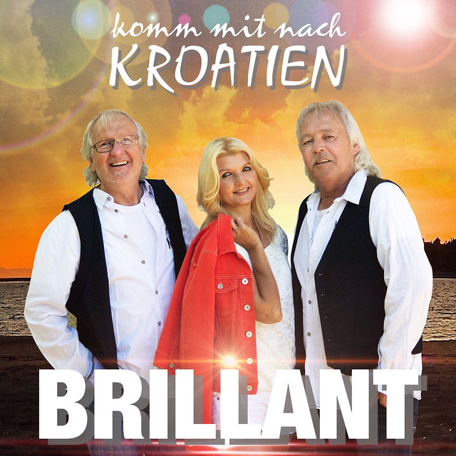 Artwork for Komm mit nach Kroatien by Brillant