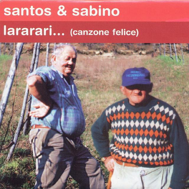 Lararari (Canzone Felice) - Santos Disco Re-Edit