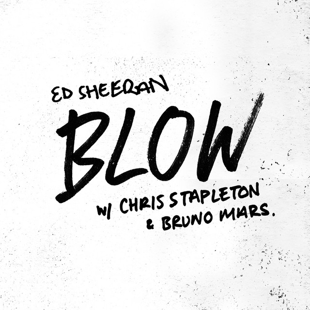 Ed Sheeran BLOW (with Chris Stapleton & Bruno Mars) acapella