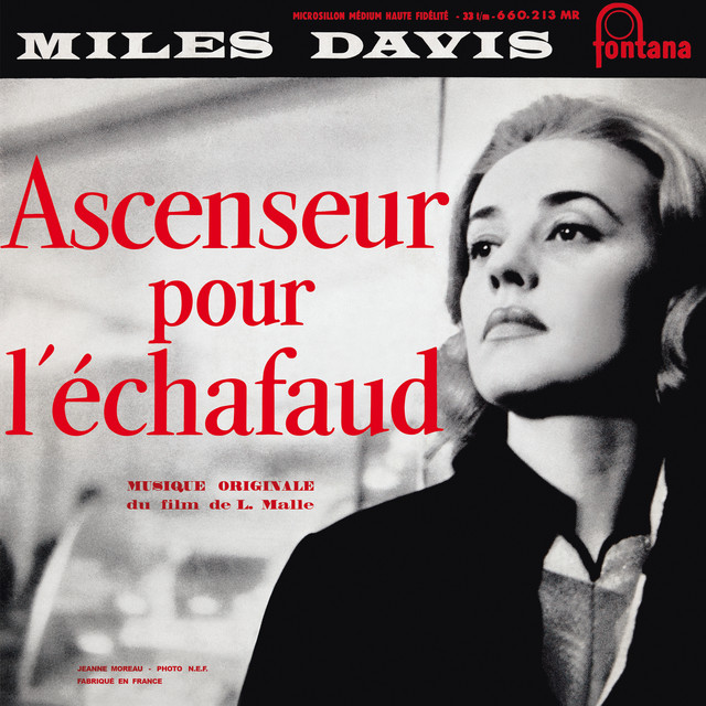 Miles Davis – Ascenseur Pour L'échafaud (BOF)