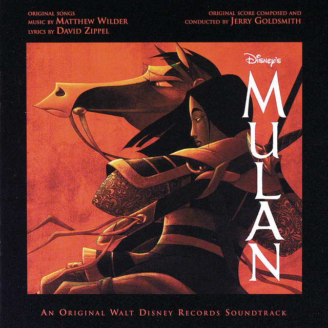 Mulan - Official Soundtrack