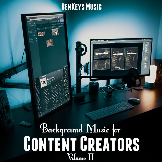 Background Music for Content Creators Volume II Image