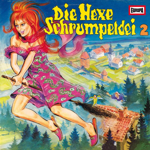 002 - Schrumpeldei und Schrumpelmei mit neuen Hexereien Cover