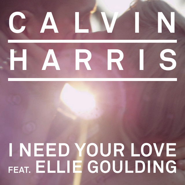 Calvin Harris feat. Ellie Goulding - I Need Your Love (Nicky Romero Remix)