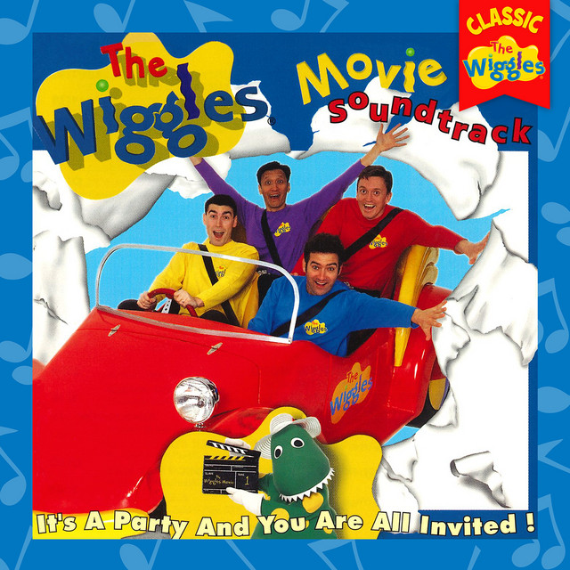 The Wiggles Movie Soundtrack (Classic Wiggles) by The Wiggles