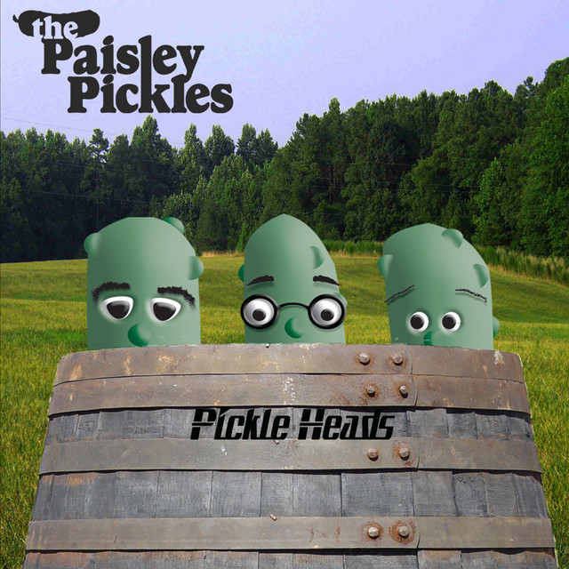 Pickle Heads by The Paisley Pickles