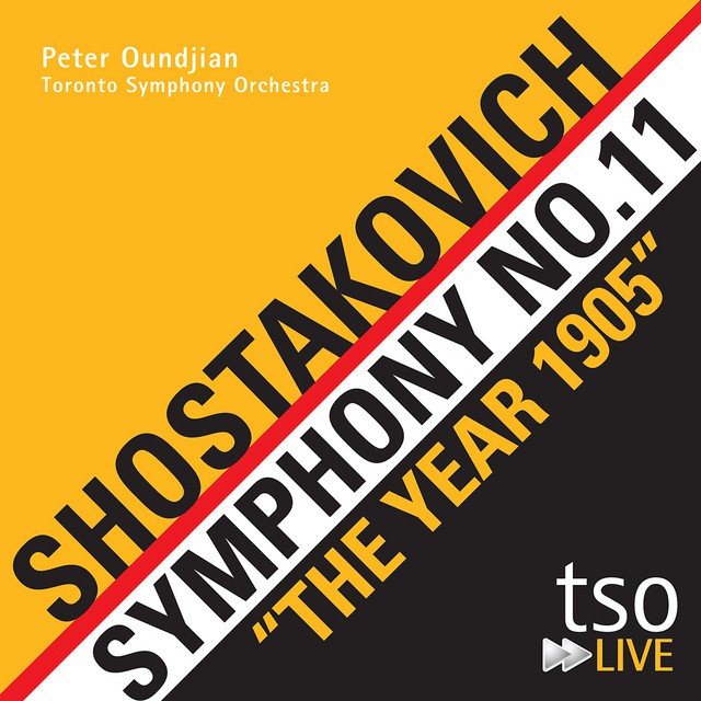 "Shostakovich: Symphony No. 11, ""The Year 1905"""