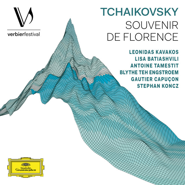 Album cover for Tchaikovsky: Souvenir de Florence, Op. 70, TH 118 (Live from Verbier Festival / 2013) by