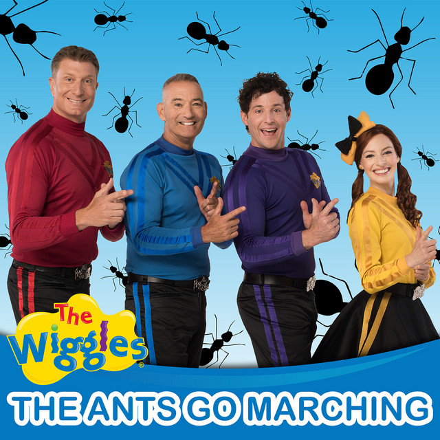 The Ants Go Marching by The Wiggles