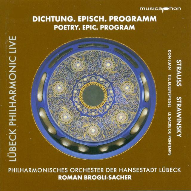 Stravinsky, I.: Rite of Spring / Strauss, R.: Don Juan / Till Eulenspiegels Lustige Streiche