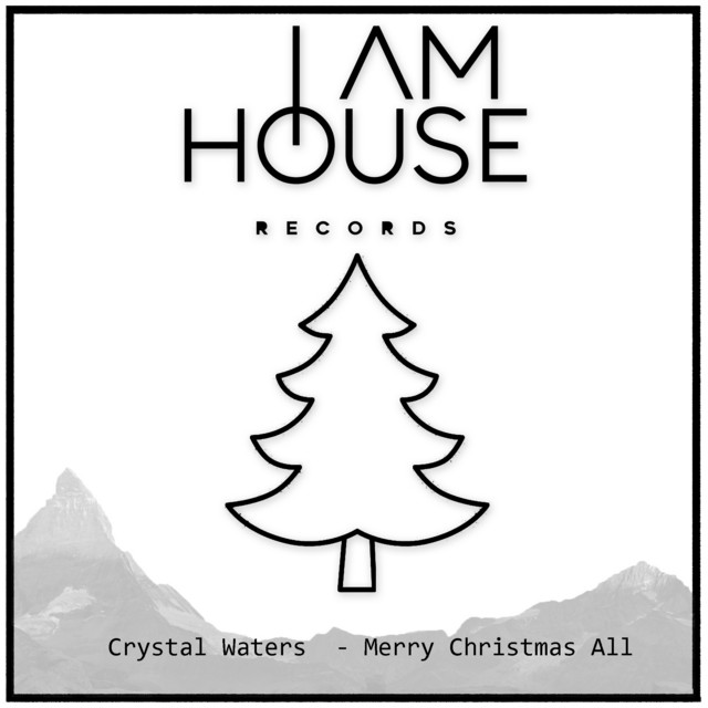 Crystal Waters – Merry Christmas all (Sted-e & HybridHeights Master Mix)