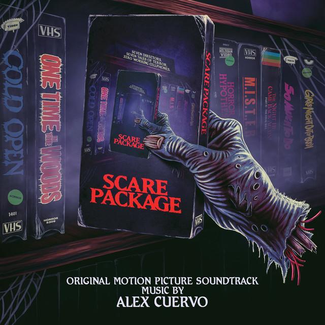 Scare Package (Original Motion Picture Soundtrack)  – Alex Cuervo