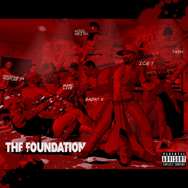 """Legends Recordings Group Presents: """"The Foundation"""""""