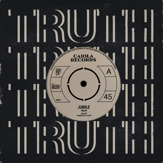 Cover art for Truth by Jungle