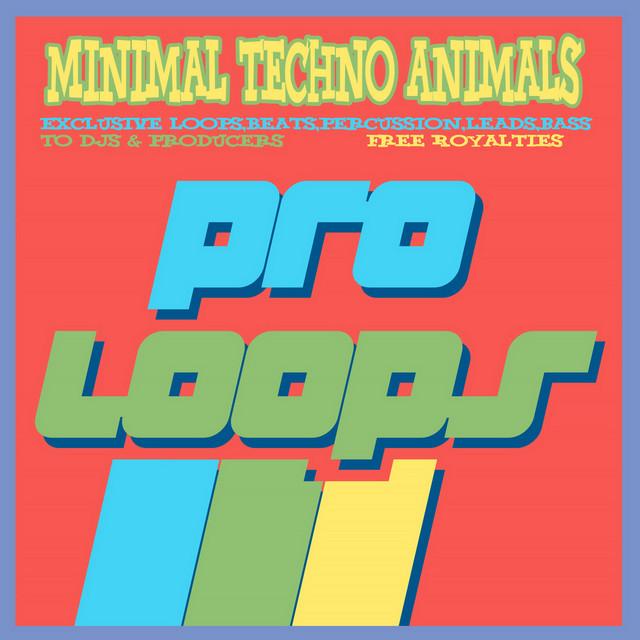 Minimal Techno Animals Tools