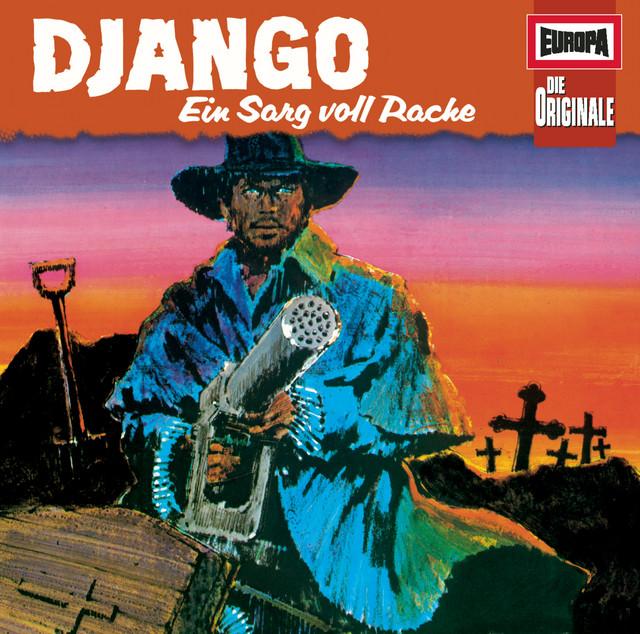 064/Django - Ein Sarg voll Rache