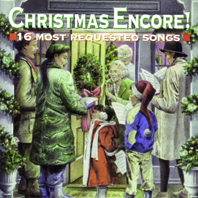 The Christmas Song album cover