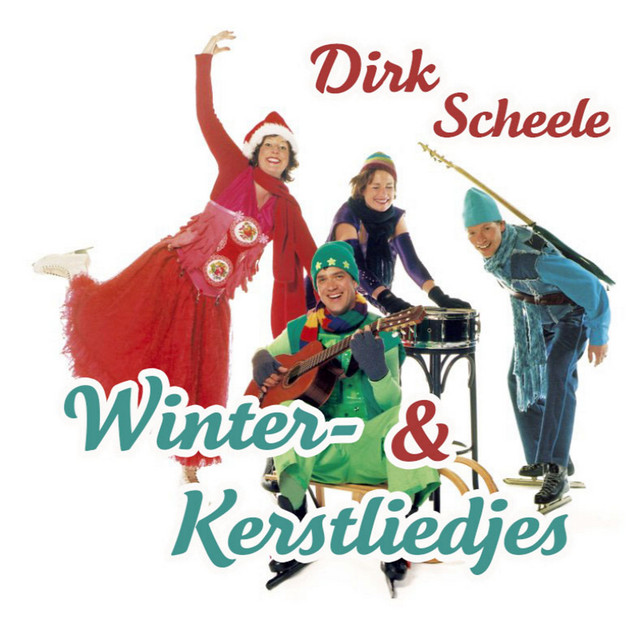 Winter- & Kerstliedjes by Dirk Scheele