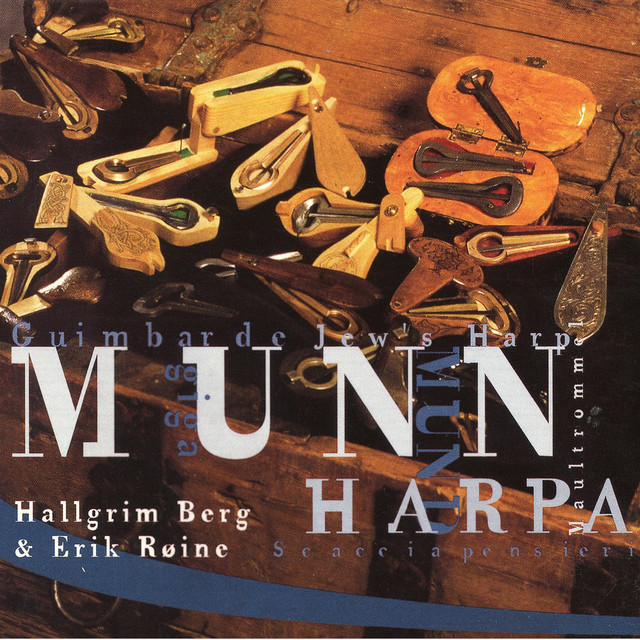 Munnharpa