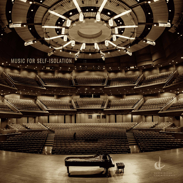 Music for Self-Isolation: Harp