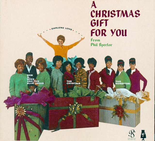 A Christmas Gift For You From Phil Spector.A Christmas Gift For You From Phil Spector By Various