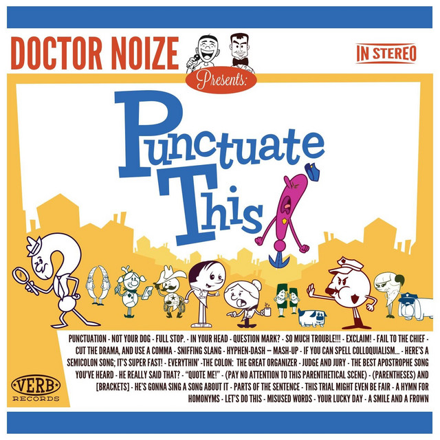 Punctuate This! by Doctor Noize
