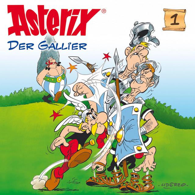 01: Asterix der Gallier Cover