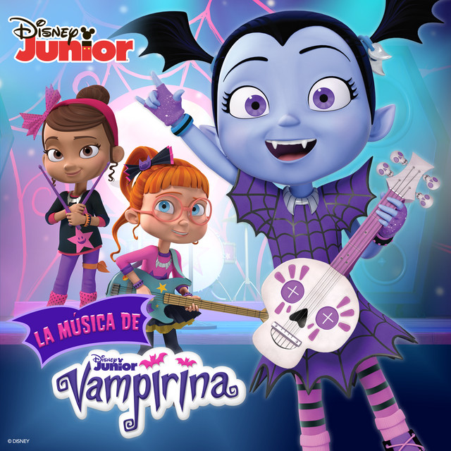 La Música de Vampirina (La Serie de Disney Junior)