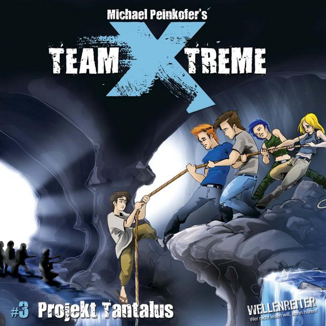 Folge 3: Projekt Tantalus Cover