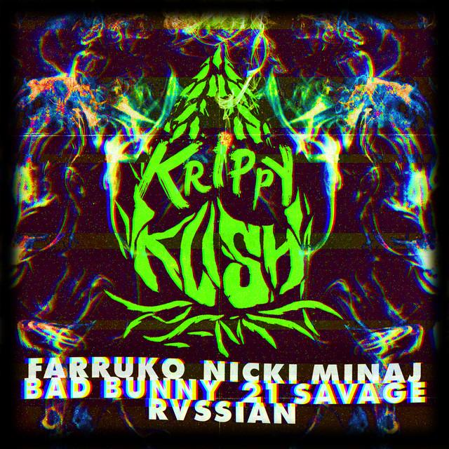 Krippy Kush  - Remix cover art