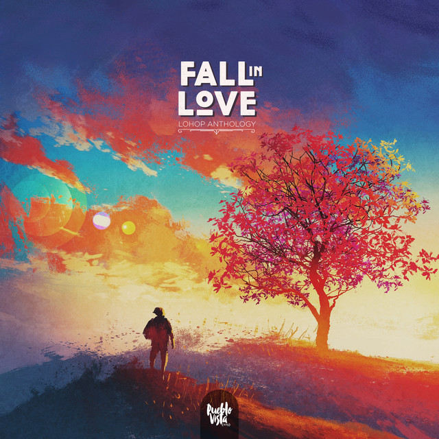 Album cover for Fall in Love : MMXX : Lo-Hop Anthology by Pueblo Vista
