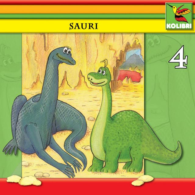 Sauri 4 - Das Bad im Vulkansee