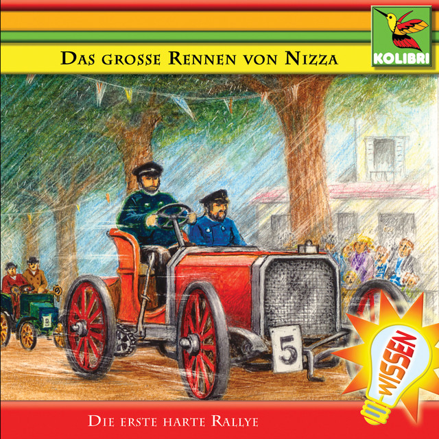 Das große Rennen von Nizza und Die erste harte Rally