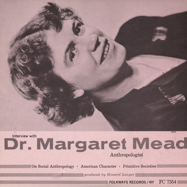 Artwork for Advice to Young People by Margaret Mead