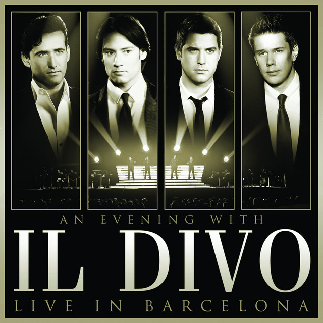 Amazing Grace - Live in Barcelona
