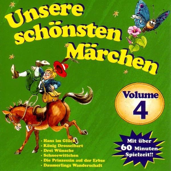 Unsere schönsten Märchen, Volume 4